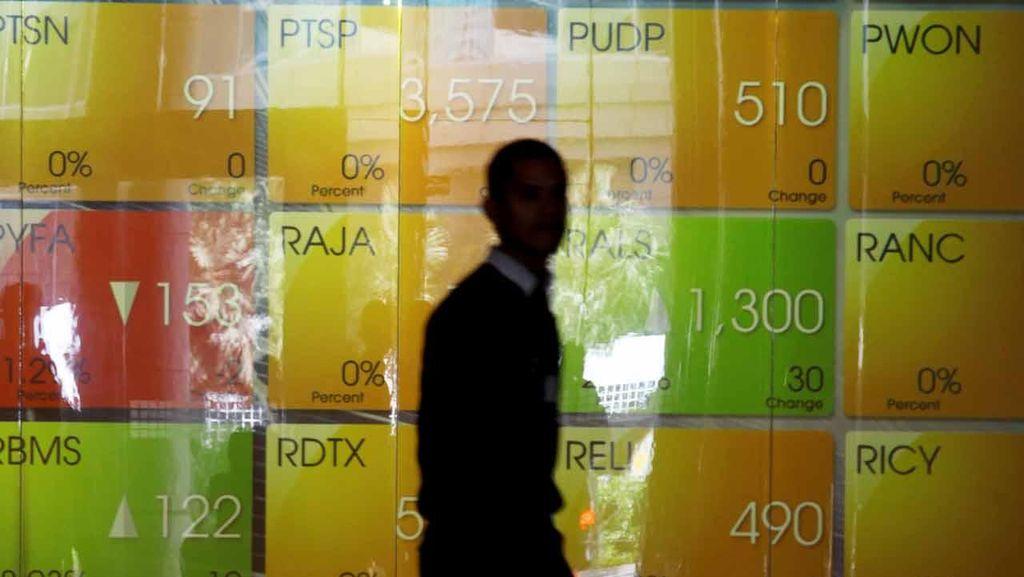 OSO Securities: IHSG Berpeluang Menguat ke 5.910