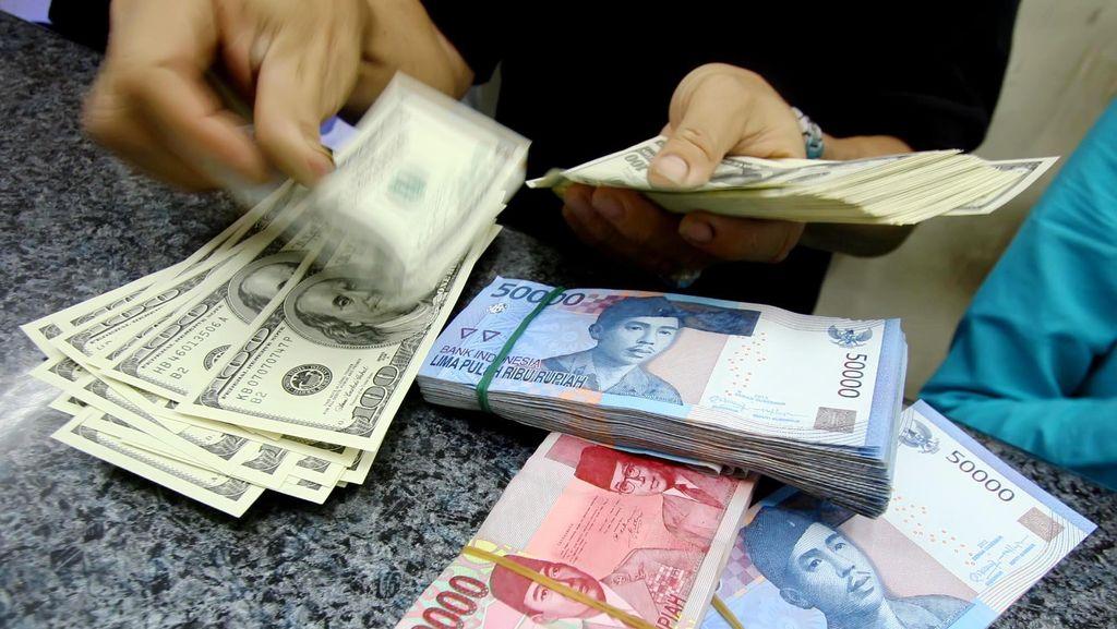 Rupiah dan Mata Uang Negara Lain Melemah, Ini Penyebabnya