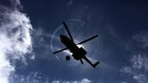 TNI AU Kerahkan Helikopter Puma Cari TKI Tenggelam di Laut Riau