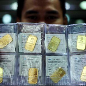 Geliat Harga Emas dari Awal 2020 Sampai Berkali-kali Cetak Rekor