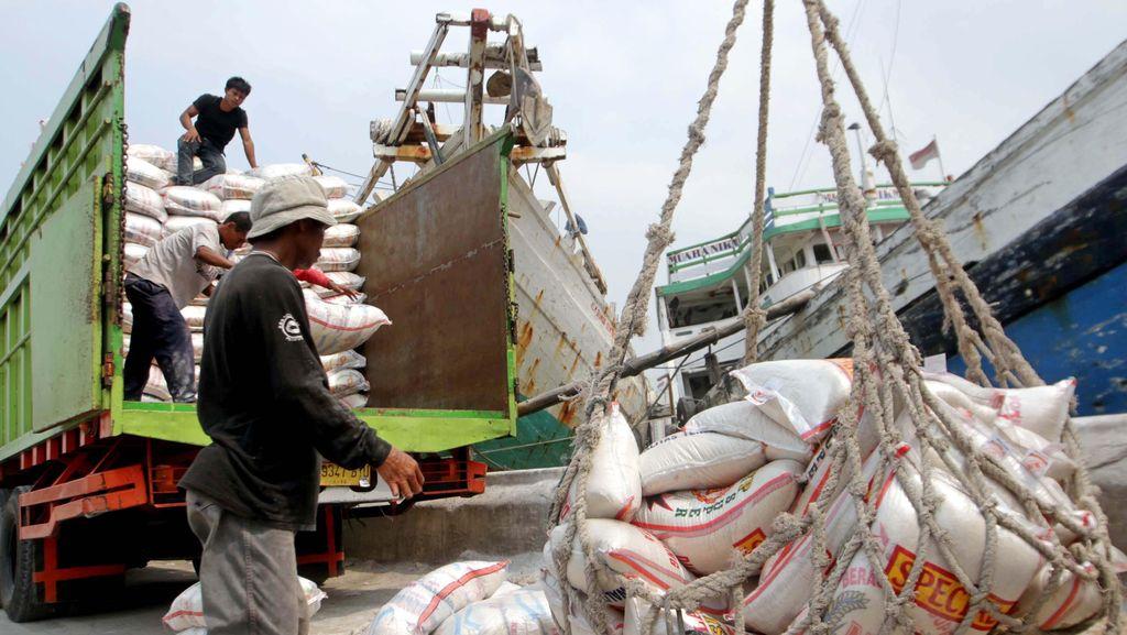 Kalah Dagang dengan China, RI Defisit US$ 5,7 Miliar