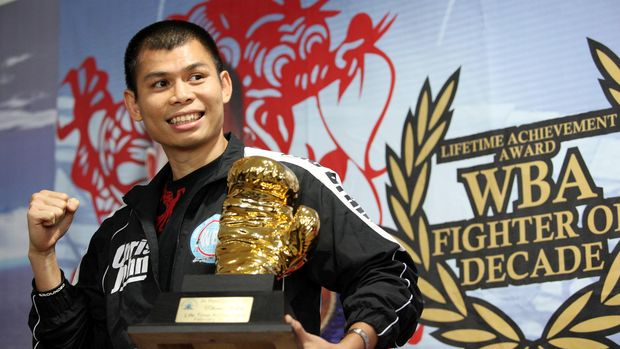 Jokowi Latihan Tinju, Ini Juara Dunia Tinju dari Indonesia