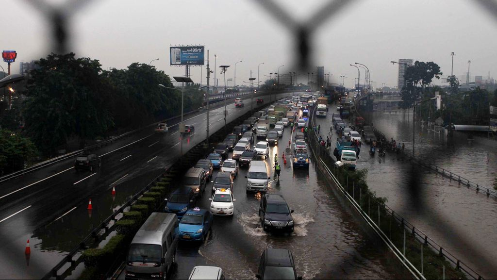 2 Cara Bikin Jakarta Batal Tenggelam di 2050