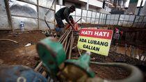 Meningkat, Tercatat Ada 5.318 Kecelakaan Kerja di Triwulan I 2018