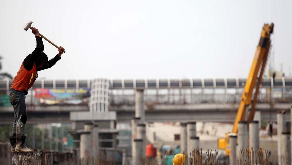 RI Banyak Bangun Infrastruktur, DPR: Keuntungan Terbesar ke BUMN