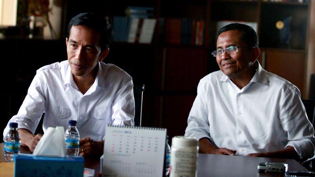Jokowi Pindahkan Ibu Kota ke Kaltim, Dahlan Cerita Kisah Wayang