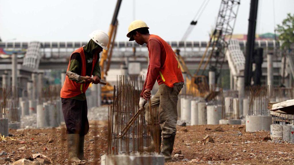 Menteri PUPR Jelaskan soal Puluhan Ribu Kontraktor Gulung Tikar