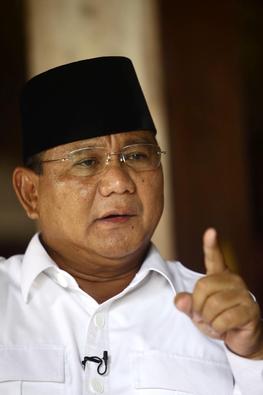 Ucapkan Belasungkawa, Prabowo Sebut Penembakan di New Zealand Aksi Biadab