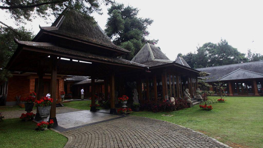 Gerindra Gelar Pertemuan Tertutup di Kediaman Prabowo