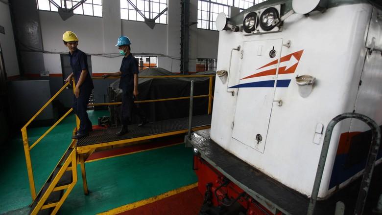 Jelang Arus Mudik, Ada Orang Jahat Taruh Batu di Jalur Kereta di Wilayah Daop 5