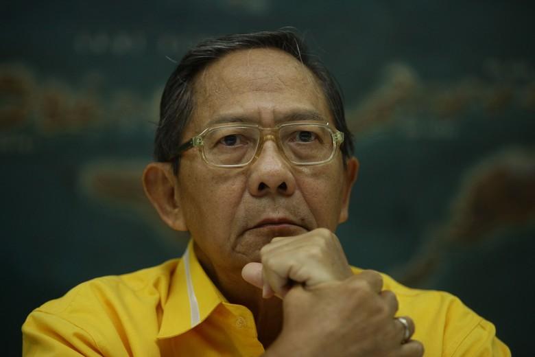 Ginandjar: Golkar Harus Solid Dukung Airlangga Jadi Cawapres Jokowi