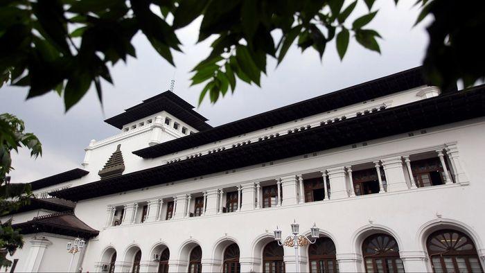 Gedung Sate/Foto: Rengga Sancaya