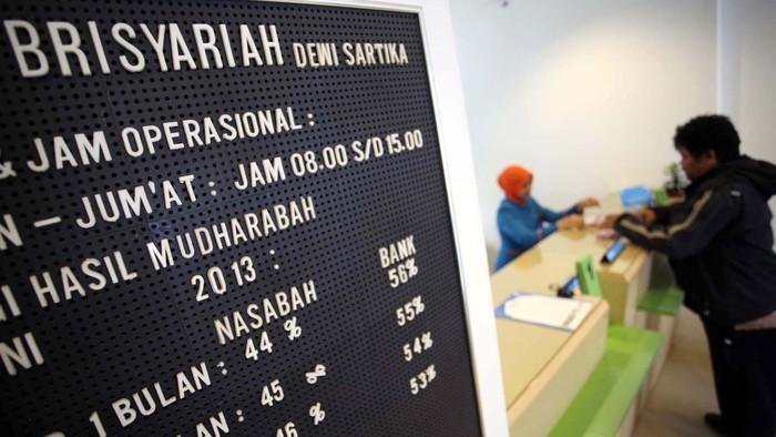 PT Bank Rakyat Indonesia Tbk kembali menyuntikkan modal sebesar Rp 500 miliar ke BRI Syariah untuk memacu pertumbuhan bisnis. Modal disetor BRI Syariah saat ini sebesar Rp1,47 triliun atau naik dari posisi sebelumnya Rp979 miliar. File/detikFoto.