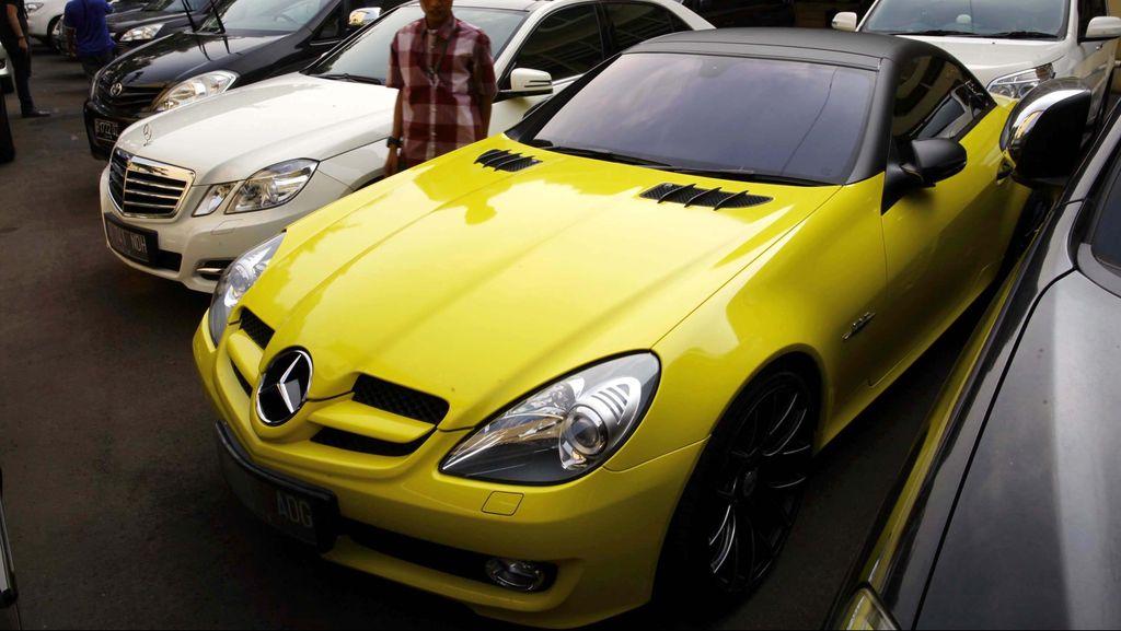 Penunggak Pajak Kendaraan di DKI, Ada Aston Martin hingga Lamborghini