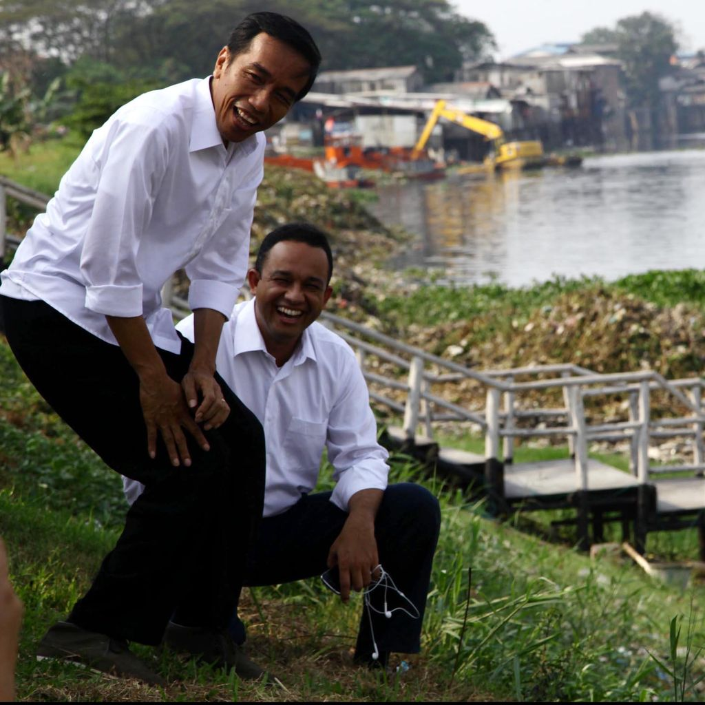 Anies Diminta Tak Tiru Langkah Jokowi Tinggal DKI untuk Pilpres