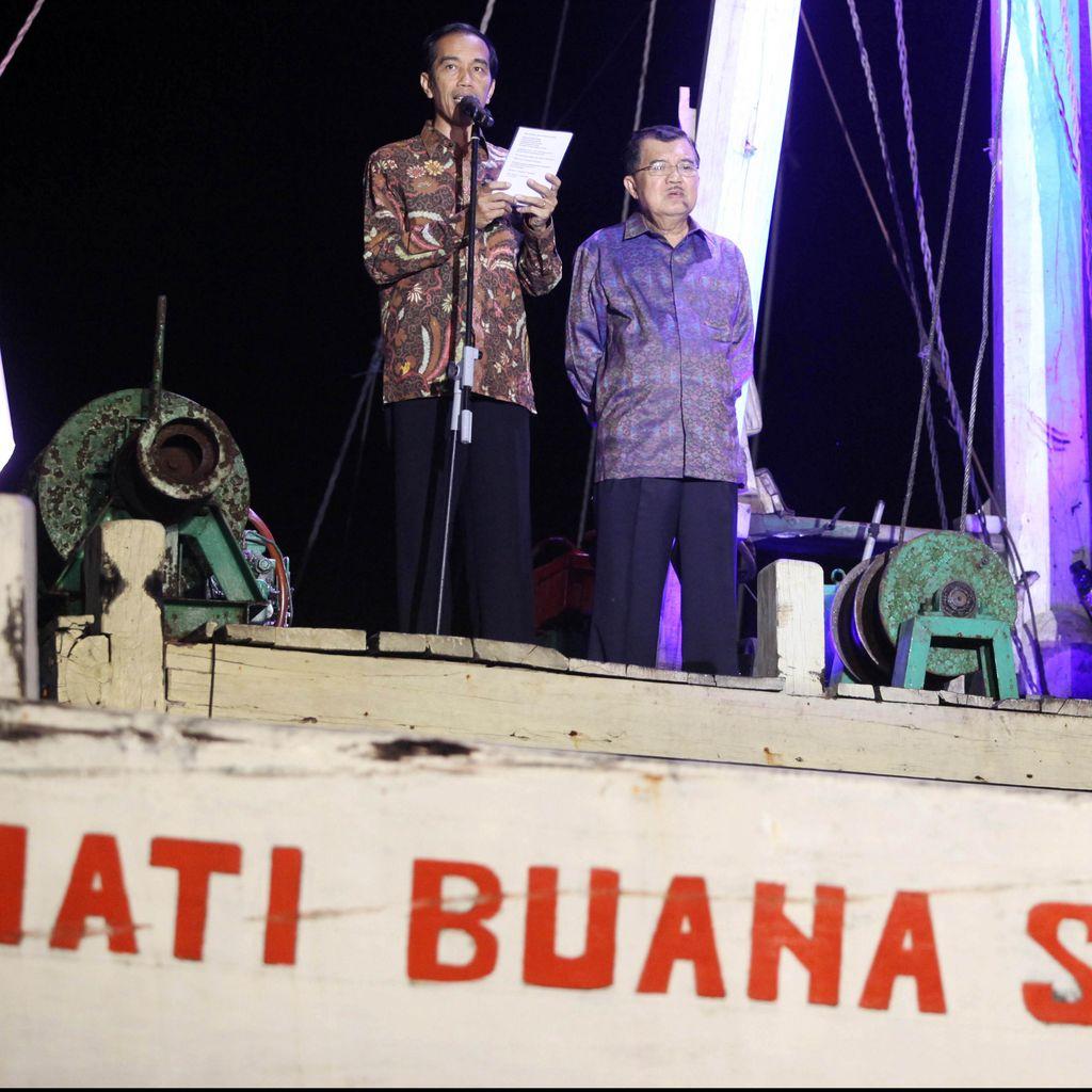 4 Tahun Nawa Cita di Mata Mantan Pendukung dan Rival Jokowi-JK