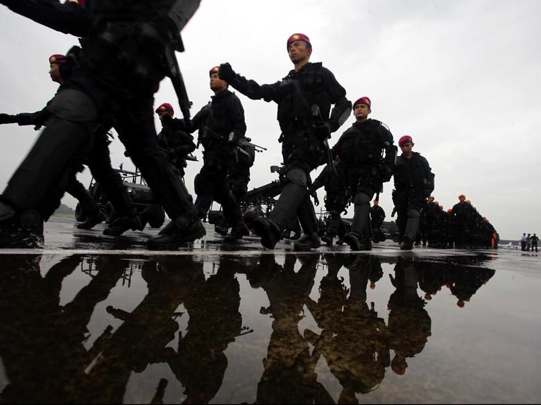 F-PDIP Ngotot Pelibatan TNI di RUU Antiterorisme Sebatas BKO