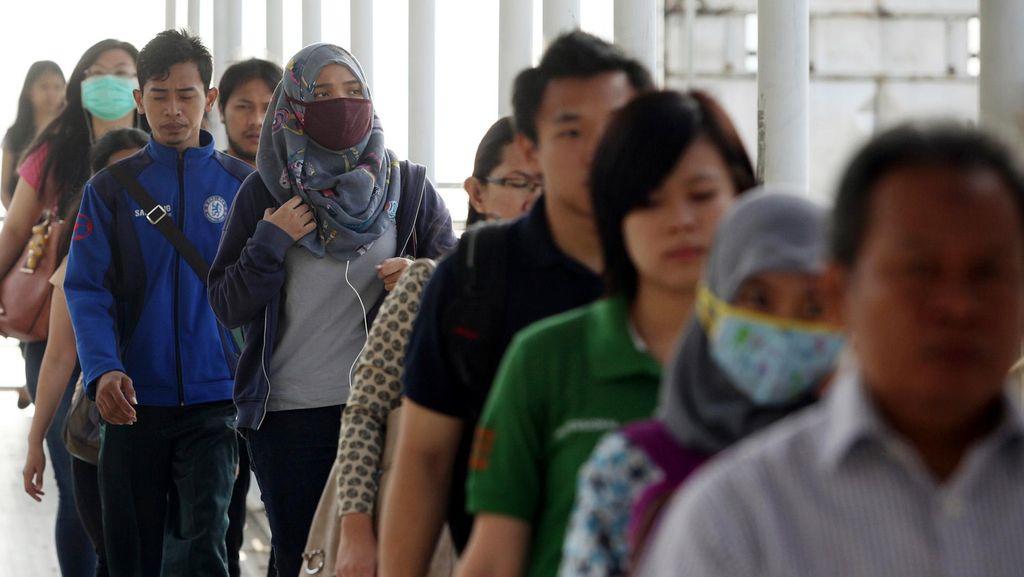Data BPS: Kualitas Hidup Orang Indonesia Meningkat