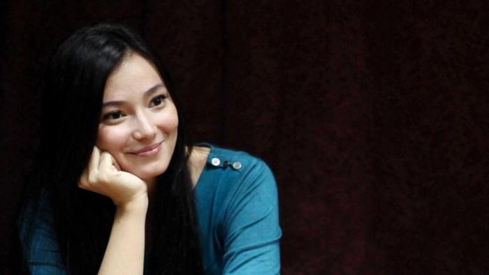 Asmirandah lahir di Jakarta, 5 Oktober 1989 umur 24 tahun adalah seorang aktris sinetron Indonesia. File/detikFoto.
