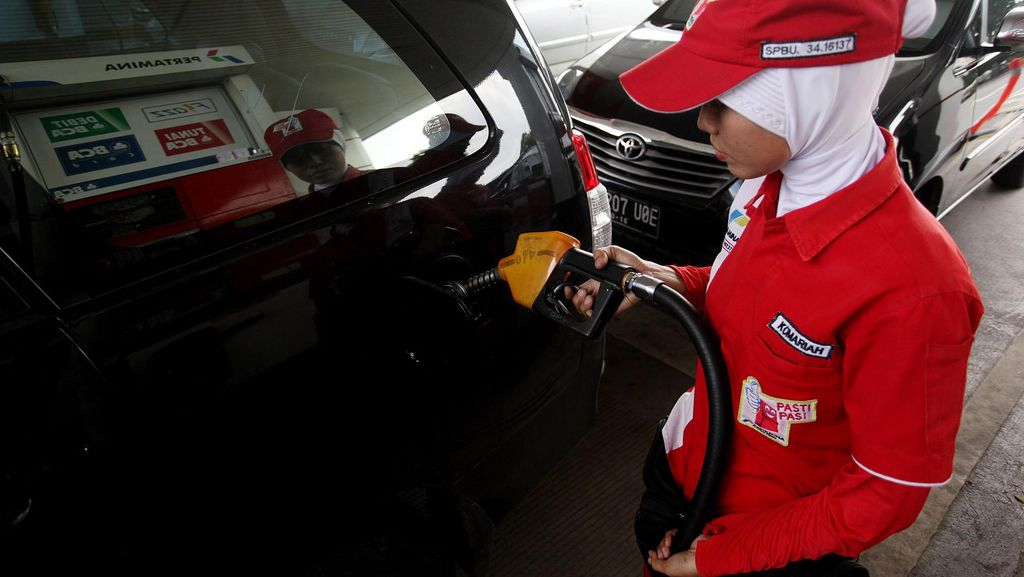 Kenaikan Harga Premium Ditunda, Jonan: Sesuai Arahan Jokowi