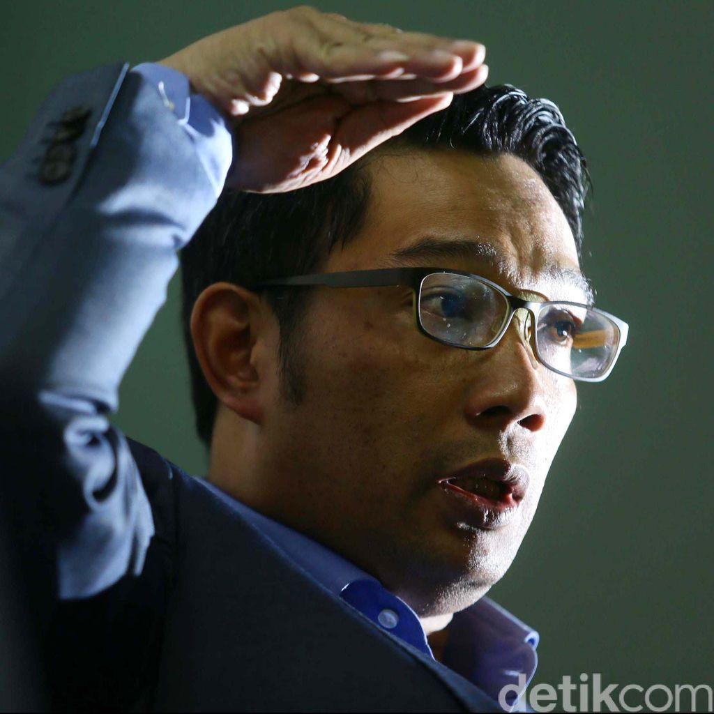 GBLA Rusak Terbengkalai, Ridwan Kamil: Kasih ke Pemprov, Kita Urus