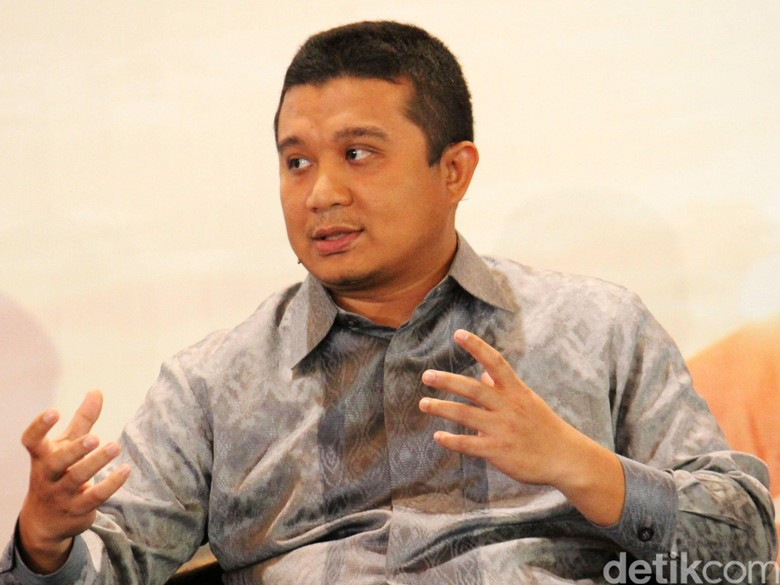 Loncatan Politik Erwin Aksa demi Sang Sahabat Sandiaga