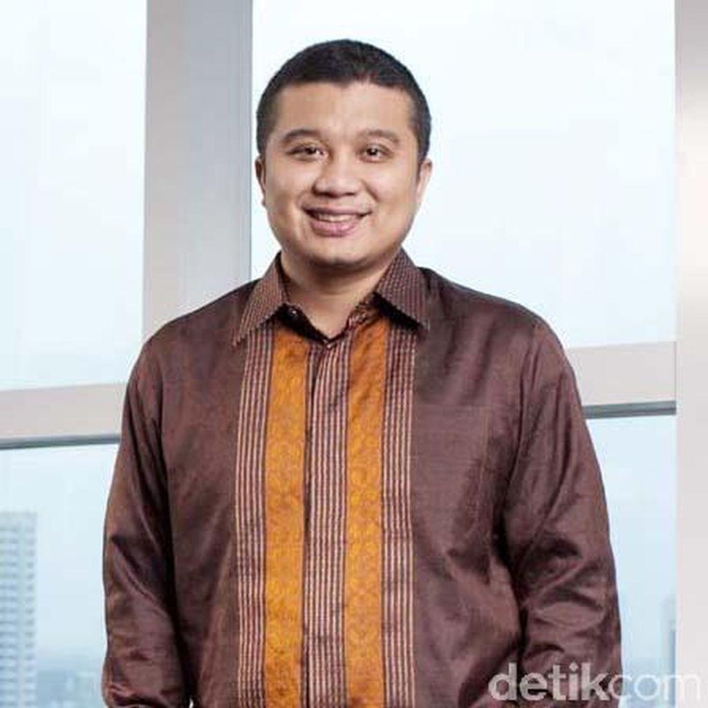 Erwin Aksa Ponakan JK yang Dipecat Golkar