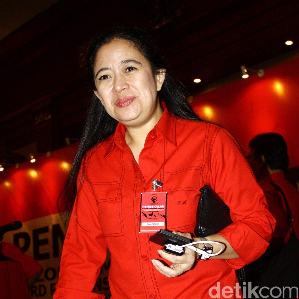PDIP Dorong Puan-Pramono-Tjahjo Nyaleg di 2019