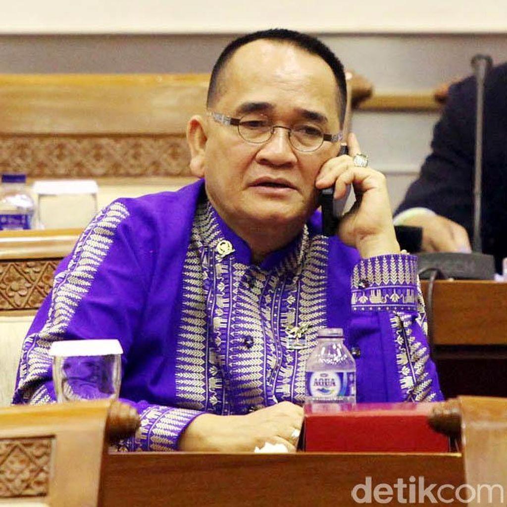 Kasus Anak PKI, Ruhut Belum Mau Minta Maaf