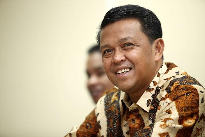 Bupati Bantaeng Nurdin Abdullah. Foto: Grandyos Zafna/detikcom