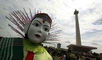 Aneka Destinasi Wisata yang Dilewati Pawai Obor Asian Games 2018