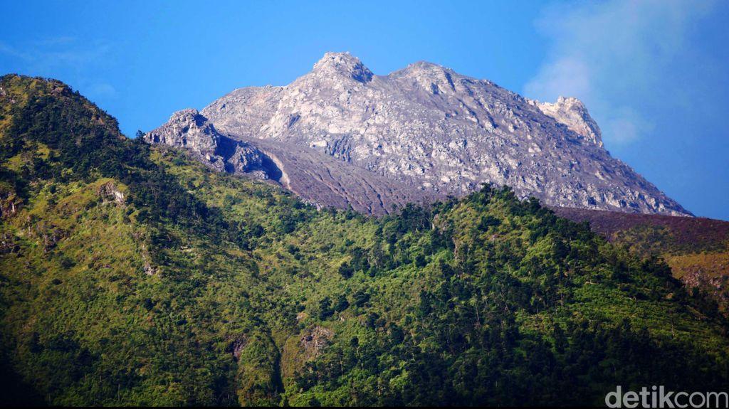 15 Lokasi Terdampak Hujan Abu Erupsi Gunung Merapi