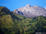 15 Lokasi Terdampak Abu Erupsi Gunung Merapi