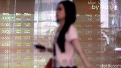 Rupiah Loyo dan Bursa Global Merah, IHSG Tertekan ke 5.861