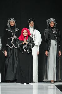 Tuty Adib, Desainer di Balik Baju Resepsi Kahiyang Ayu Angkat Bicara