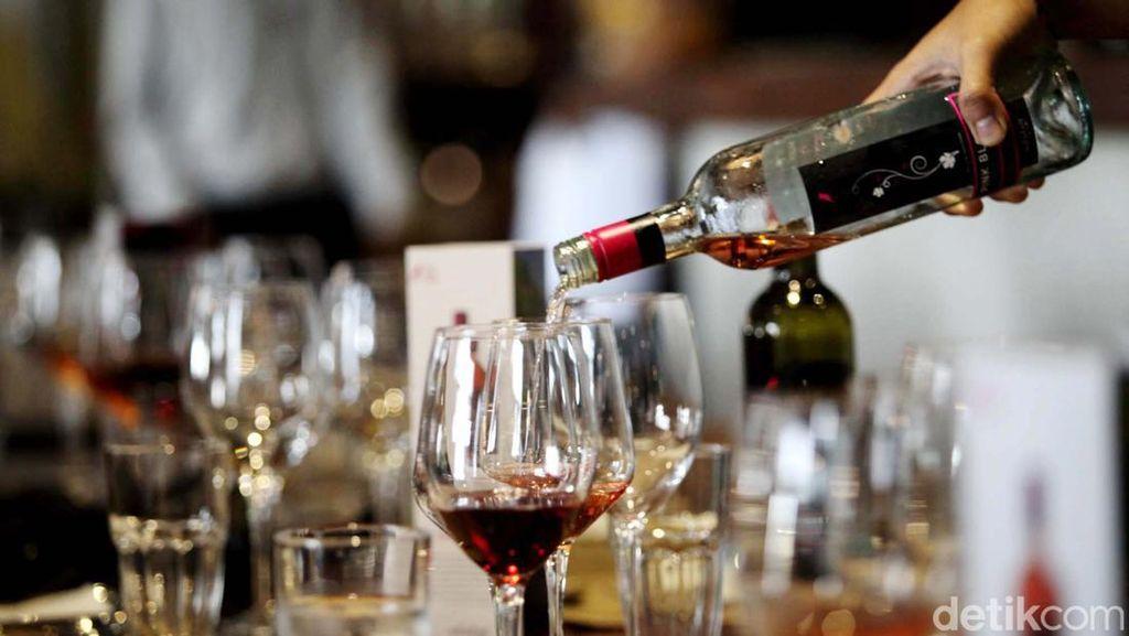 RUU soal Minuman Beralkohol Ganti Nama, Larangan Berubah Jadi Pengaturan