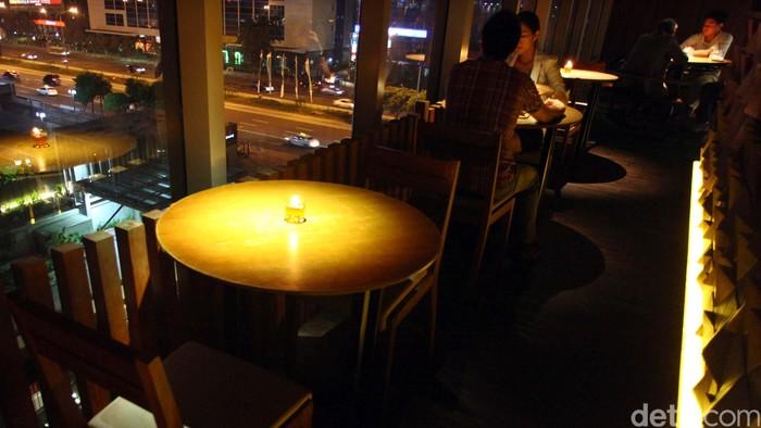 Sepasang kekasih di Restoran. Agung Pambudhy/ilustrasi/detikfoto