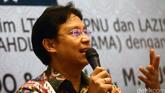 Direktur Utama Bank Mandiri Budi Gunadi Sadikin.