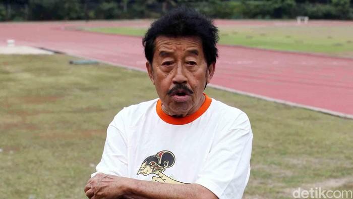 Ketua Umum PB PASI Bob Hasan. file/detikFoto.