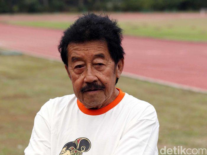 Bob Hasan, Si Gila dan Tukang Kayu pecinta atletik sampai akhir hayat. (Foto: detikcom/Rengga Sancaya)