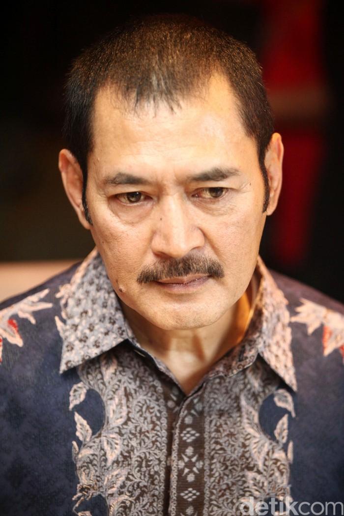 Bambang Trihatmodjo Putra ketiga mantan Presiden RI HM. Soeharto dan Siti Hartinah. File/detikFoto.