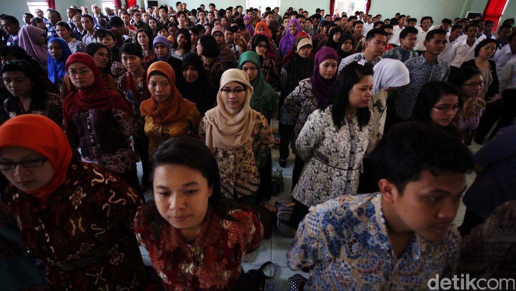 Ada 1,2 Juta TKI di ASEAN, 90% Lebih Berpendidikan Rendah