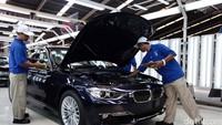 Corona Buat Pabrik Rakitan BMW di Indonesia Setengah Tutup