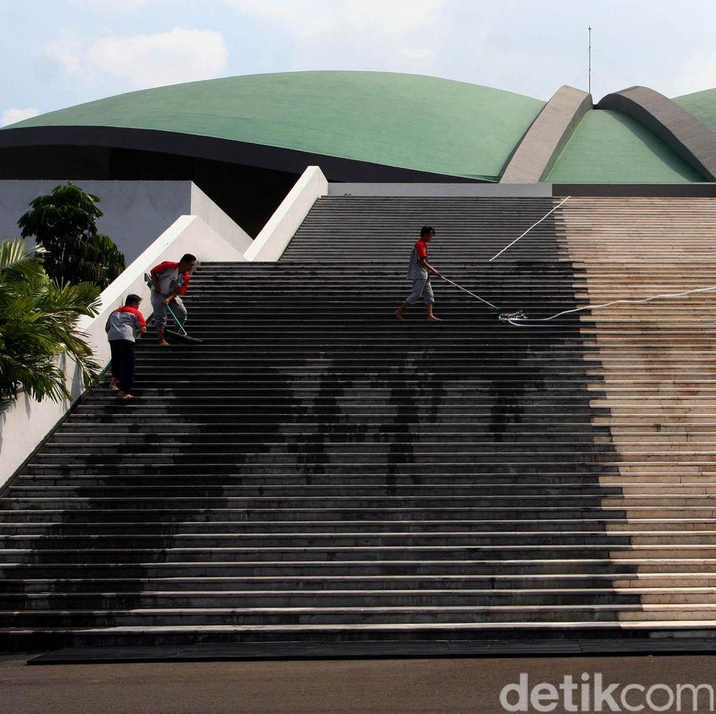 Jokowi Tunda Pengesahan RKUHP, Pasal Kontroversial Diminta Dirombak