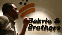 Bakrie & Brothers Rugi Rp 240 M di Kuartal III-2020