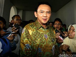 Bebas 24 Januari, Ahok Diundang Jadi Pembicara di Luar Negeri