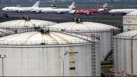 Pertamina Turunkan Harga Avtur Jadi Rp 7.960 per Liter