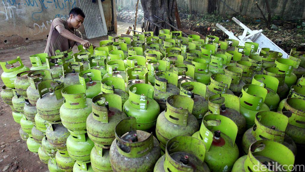 Pertamina: Harusnya Elpiji 3 Kg Hanya untuk Orang Miskin