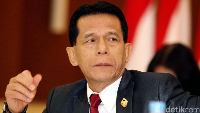 Anggota IV Badan Pemeriksa Keuangan (BPK) Rizal Djalil/Foto: Rengga Sancaya