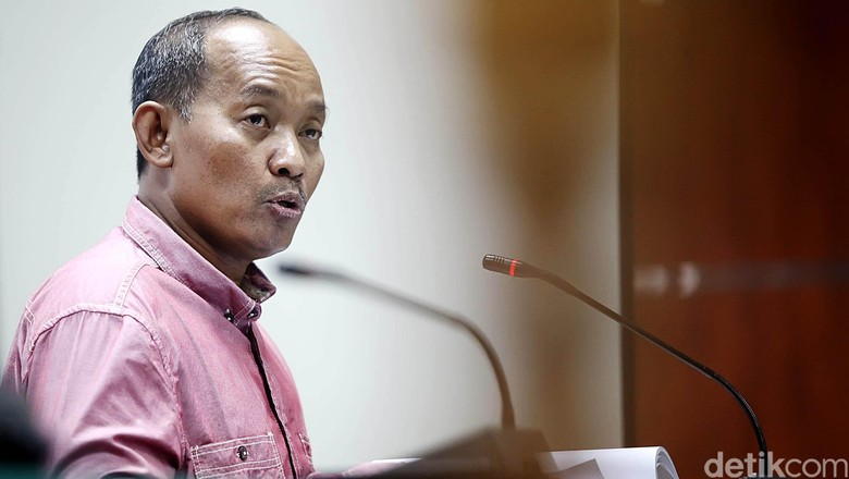 Urip Bebas, Busyro: Seharusnya Pemerintah Konsultasi ke KPK